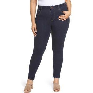 Lucky Brand Emma High Rise Legging Jean Plus 18W